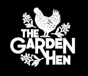 The Garden Hen Logo